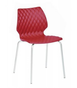 UNI CHAISE ROUGE