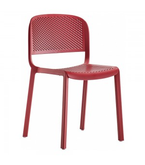 DOME CHAISE ROUGE
