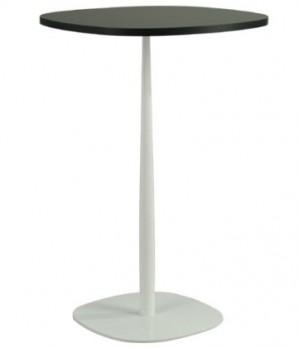 AMAGNI 110 TABLE HAUTE BOIS/BLANC